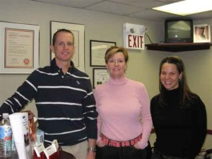 physiotherapists at Brock Physiotherapy Whitby